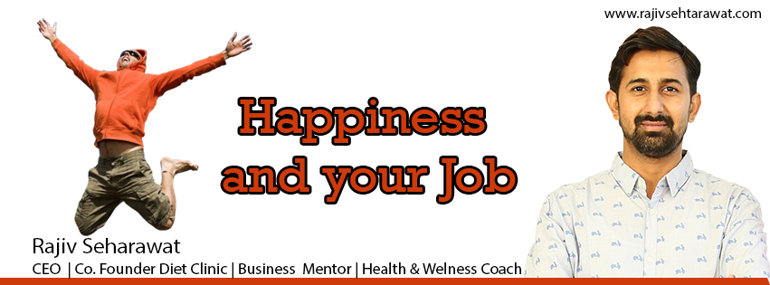 Happiness and your Job